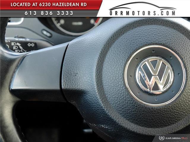 2012 Volkswagen Jetta 2.0 TDI Comfortline (Stk: 5711) in Stittsville - Image 16 of 27
