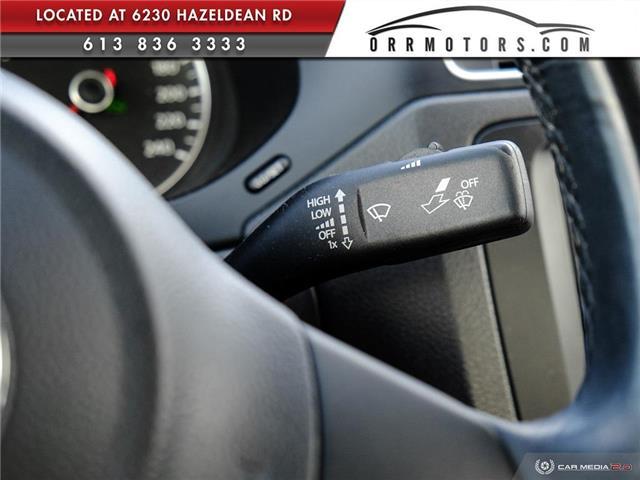 2012 Volkswagen Jetta 2.0 TDI Comfortline (Stk: 5711) in Stittsville - Image 17 of 27