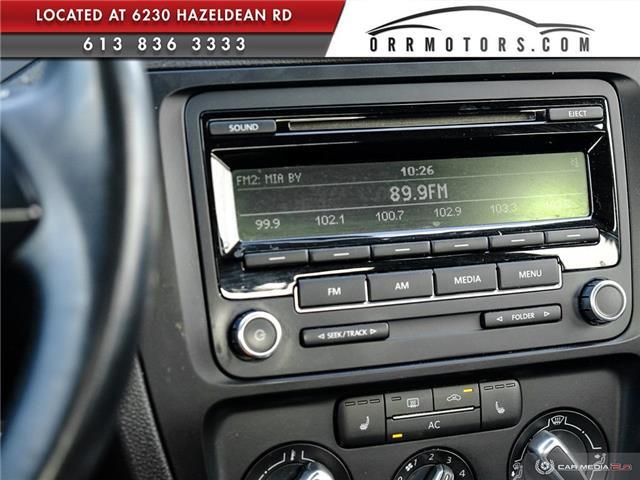 2012 Volkswagen Jetta 2.0 TDI Comfortline (Stk: 5711) in Stittsville - Image 19 of 27