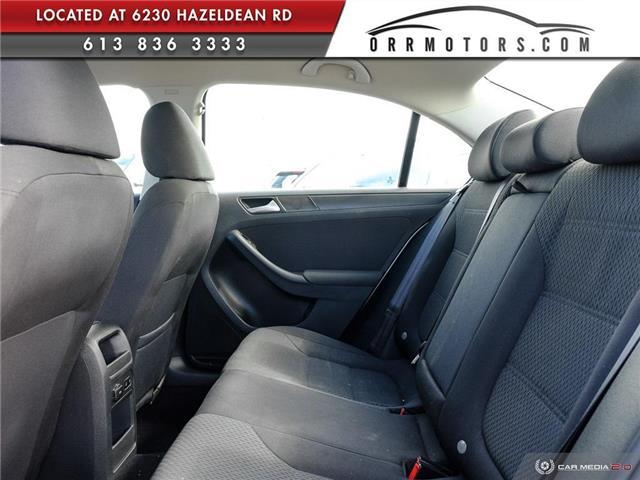 2012 Volkswagen Jetta 2.0 TDI Comfortline (Stk: 5711) in Stittsville - Image 23 of 27
