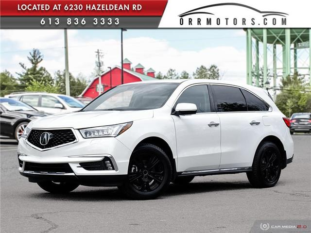 2017 Acura MDX Base (Stk: 5848T) in Stittsville - Image 1 of 25