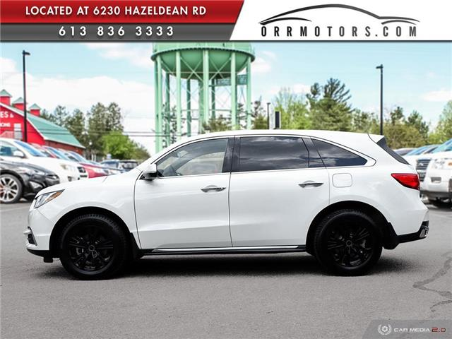 2017 Acura MDX Base (Stk: 5848T) in Stittsville - Image 3 of 25