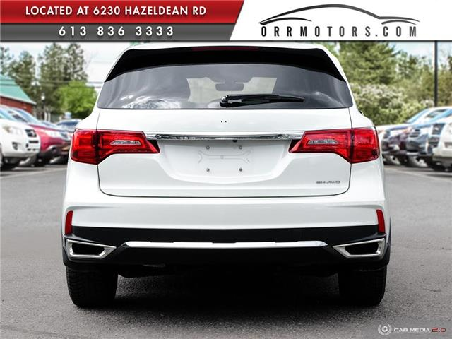 2017 Acura MDX Base (Stk: 5848T) in Stittsville - Image 5 of 25