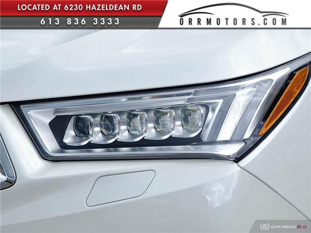 2017 Acura MDX Base (Stk: 5848T) in Stittsville - Image 9 of 25