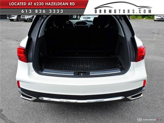 2017 Acura MDX Base (Stk: 5848T) in Stittsville - Image 10 of 25