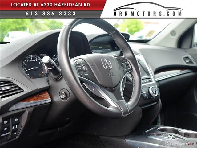 2017 Acura MDX Base (Stk: 5848T) in Stittsville - Image 12 of 25