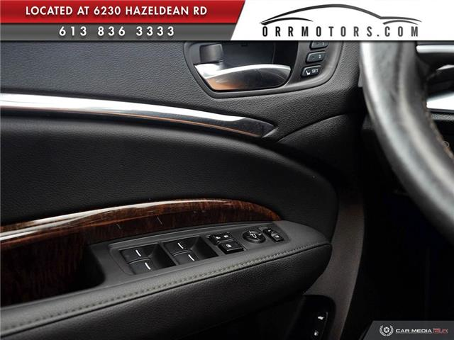 2017 Acura MDX Base (Stk: 5848T) in Stittsville - Image 15 of 25