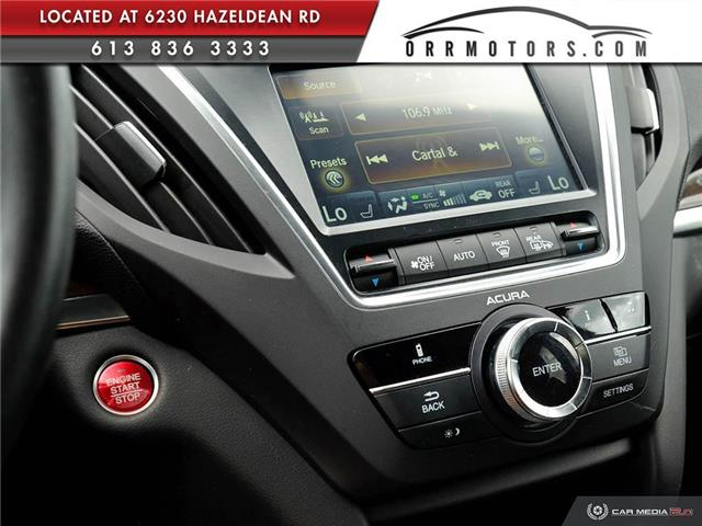 2017 Acura MDX Base (Stk: 5848T) in Stittsville - Image 18 of 25