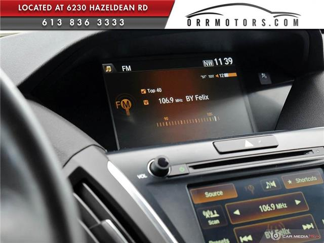 2017 Acura MDX Base (Stk: 5848T) in Stittsville - Image 19 of 25