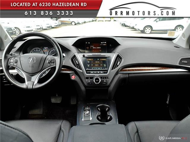 2017 Acura MDX Base (Stk: 5848T) in Stittsville - Image 24 of 25