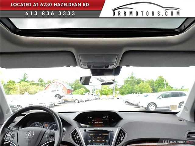2017 Acura MDX Base (Stk: 5848T) in Stittsville - Image 25 of 25