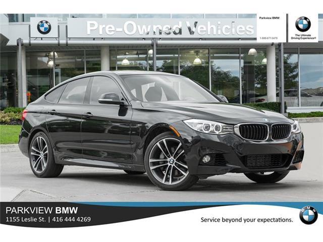 2016 BMW 335i xDrive Gran Turismo (Stk: PP8694) in Toronto - Image 1 of 21