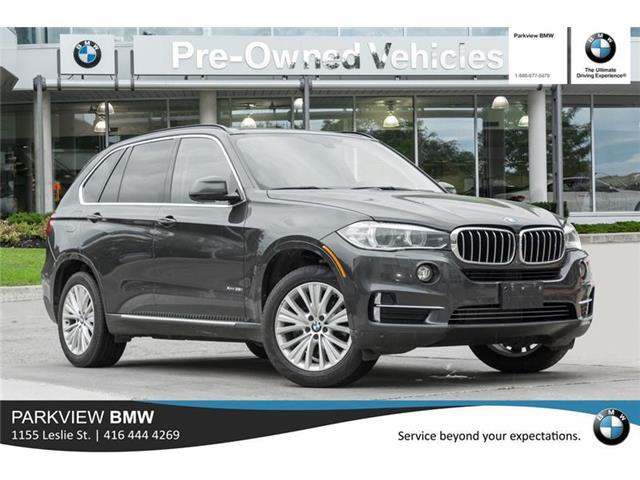 2014 BMW X5 35i (Stk: T55497A) in Toronto - Image 1 of 21