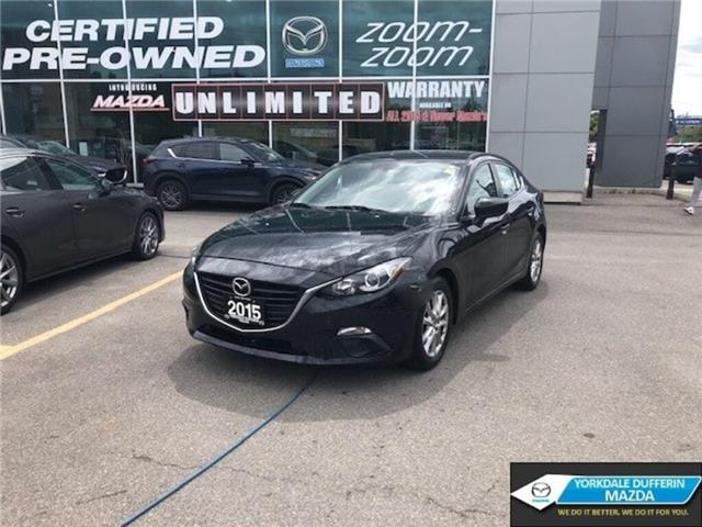 2015 Mazda Mazda3 GS (Stk: 19682-A) in Toronto - Image 1 of 1