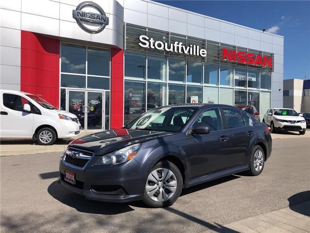 2014 Subaru Legacy 2.5i (Stk: SU0677A) in Stouffville - Image 1 of 18