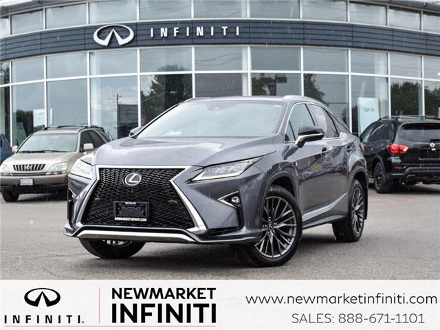 2017 Lexus RX 350 Base (Stk: UI1230) in Newmarket - Image 1 of 28