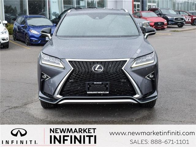 2017 Lexus RX 350 Base (Stk: UI1230) in Newmarket - Image 3 of 28