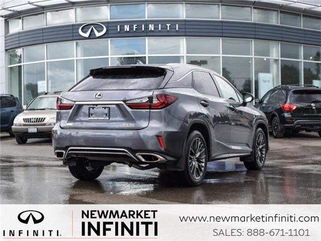2017 Lexus RX 350 Base (Stk: UI1230) in Newmarket - Image 6 of 28