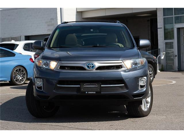 2013 Toyota Highlander Hybrid Base (Stk: 35350A) in Ajax - Image 2 of 21