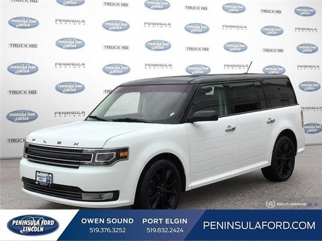 2019 Ford Flex Limited (Stk: 1843) in Owen Sound - Image 1 of 25