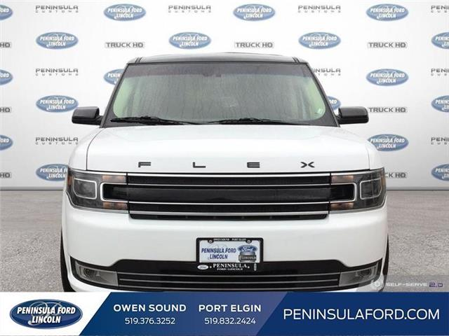 2019 Ford Flex Limited (Stk: 1843) in Owen Sound - Image 2 of 25