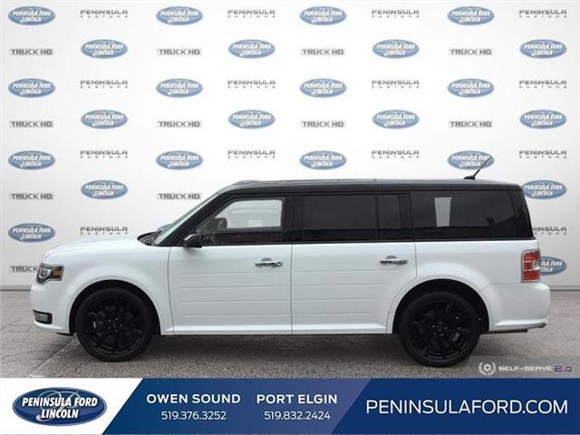 2019 Ford Flex Limited (Stk: 1843) in Owen Sound - Image 3 of 25