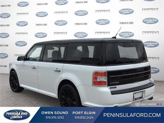 2019 Ford Flex Limited (Stk: 1843) in Owen Sound - Image 4 of 25