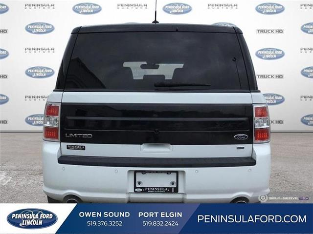 2019 Ford Flex Limited (Stk: 1843) in Owen Sound - Image 5 of 25