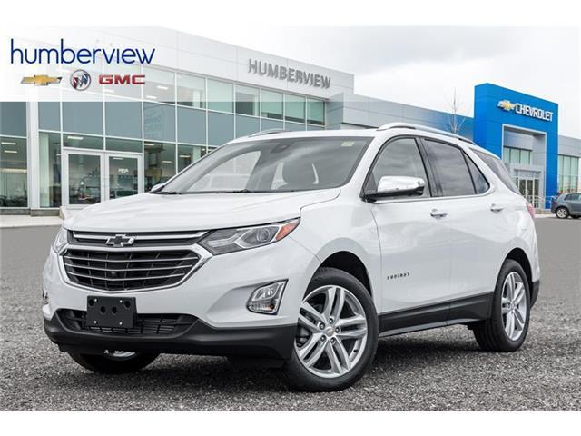 2020 Chevrolet Equinox Premier (Stk: 20EQ014) in Toronto - Image 1 of 21