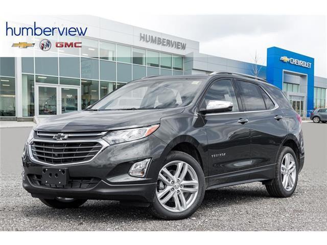 2020 Chevrolet Equinox Premier (Stk: 20EQ017) in Toronto - Image 1 of 21