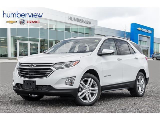 2020 Chevrolet Equinox Premier (Stk: 20EQ018) in Toronto - Image 1 of 21