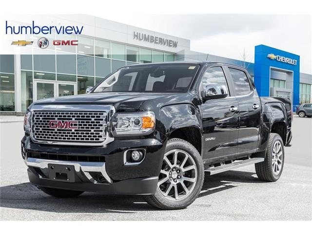 2019 GMC Canyon Denali (Stk: T9S022) in Toronto - Image 1 of 20