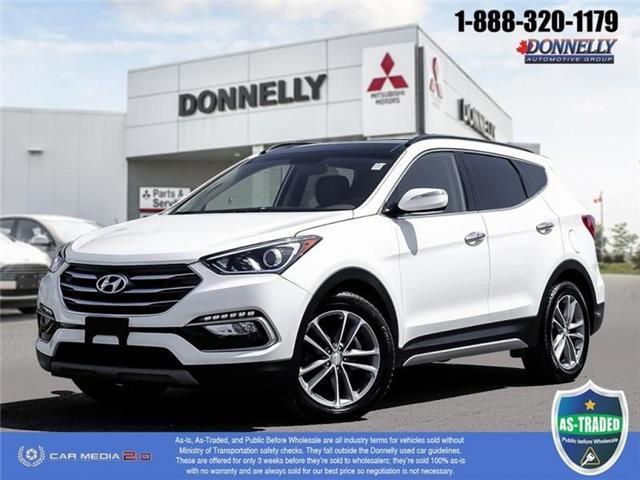 2018 Hyundai Santa Fe Sport  (Stk: CLMUR976) in Kanata - Image 1 of 27