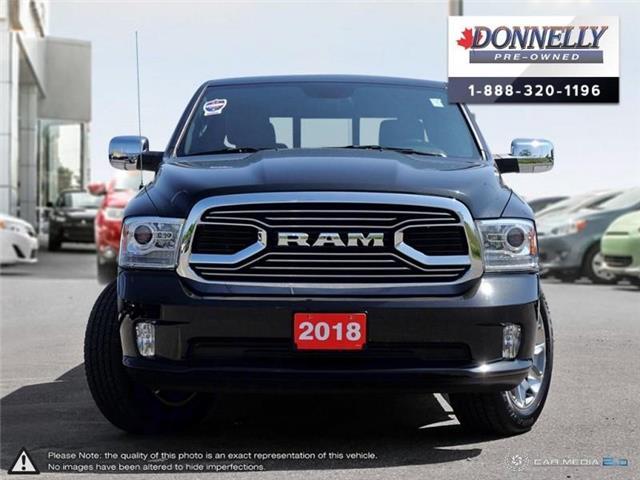 2018 RAM 1500 Longhorn (Stk: CLMS106DTA) in Kanata - Image 2 of 27