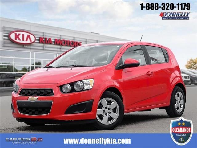 2015 Chevrolet Sonic LS Auto (Stk: CLKS445A) in Kanata - Image 1 of 27