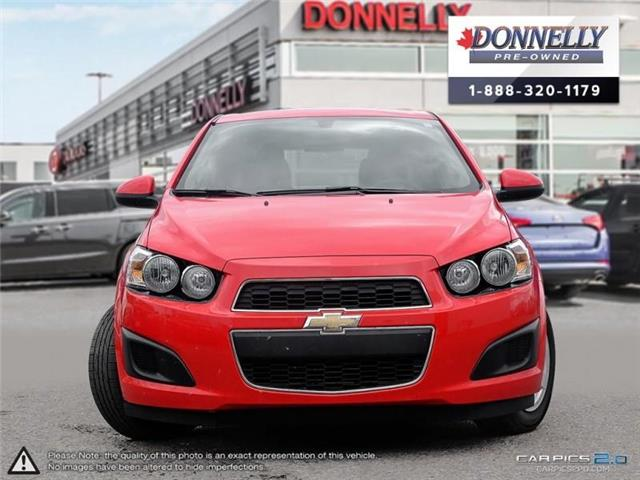 2015 Chevrolet Sonic LS Auto (Stk: CLKS445A) in Kanata - Image 2 of 27