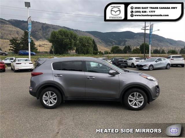 2019 Kia Sportage LX AWD (Stk: P3292) in Kamloops - Image 1 of 35