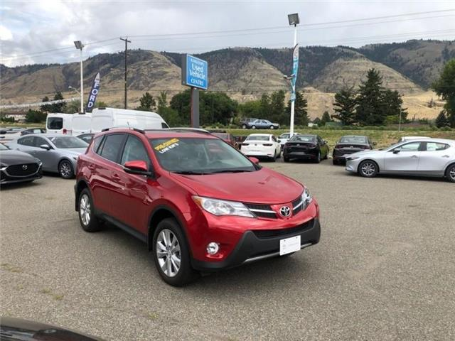 2015 Toyota RAV4 AWD Limited (Stk: P3295) in Kamloops - Image 28 of 47