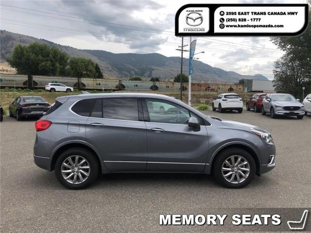 2019 Buick Envision Essence (Stk: P3297) in Kamloops - Image 1 of 43