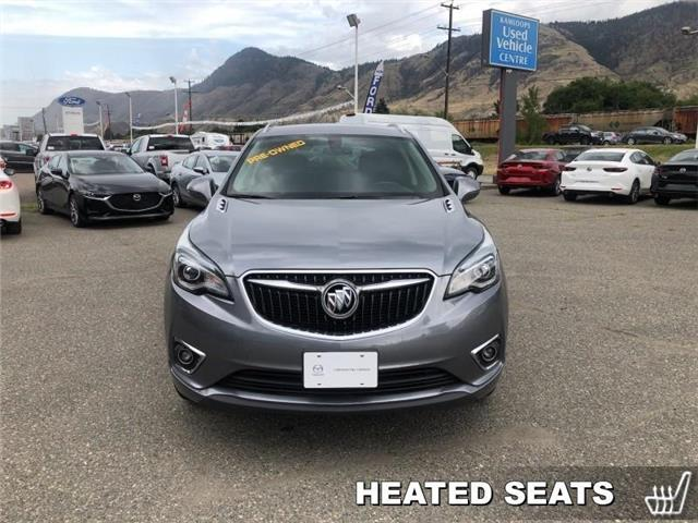 2019 Buick Envision Essence (Stk: P3297) in Kamloops - Image 3 of 43