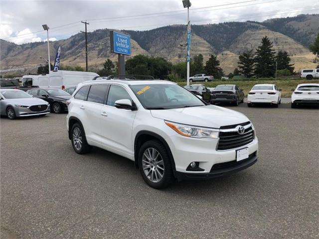 2015 Toyota Highlander XLE (Stk: P3300) in Kamloops - Image 2 of 50