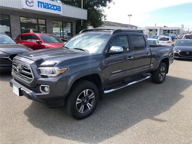 2017 Toyota Tacoma Limited (Stk: P3301) in Kamloops - Image 22 of 50