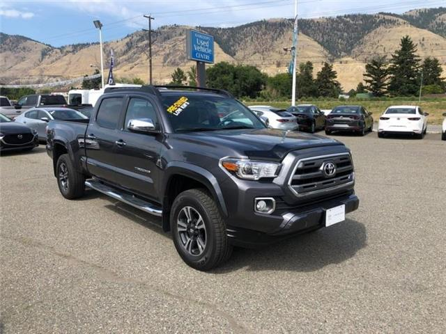 2017 Toyota Tacoma Limited (Stk: P3301) in Kamloops - Image 28 of 50