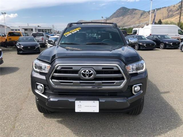2017 Toyota Tacoma Limited (Stk: P3301) in Kamloops - Image 29 of 50