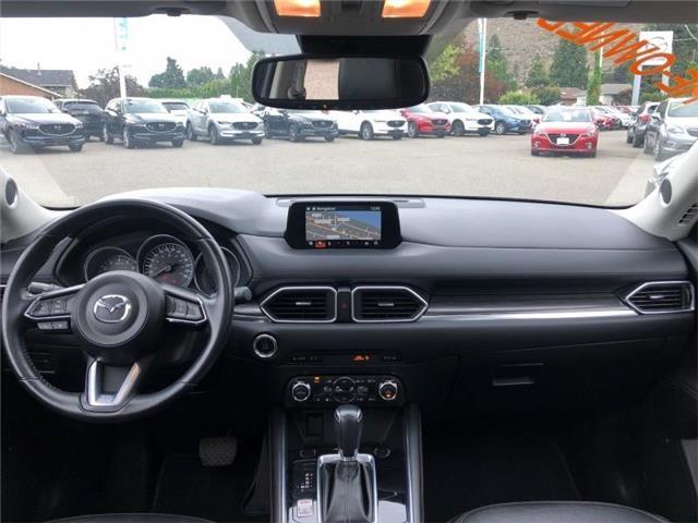 2017 Mazda CX-5 GT (Stk: YK087A) in Kamloops - Image 19 of 50
