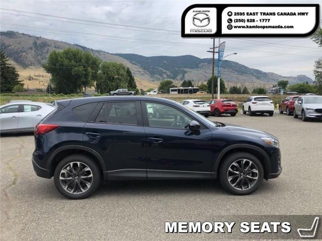2016 Mazda CX-5 GT (Stk: YK142A) in Kamloops - Image 1 of 45