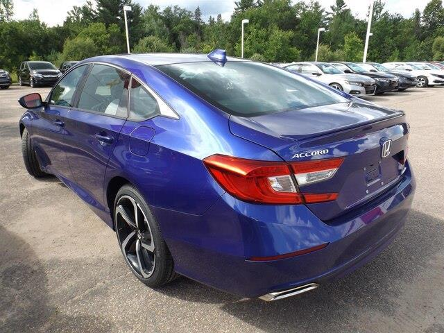 2019 Honda Accord Sport 1.5T (Stk: 19133) in Pembroke - Image 9 of 23