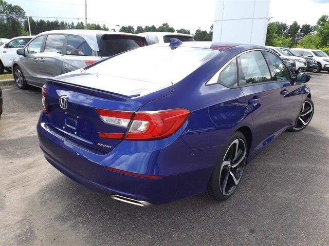 2019 Honda Accord Sport 1.5T (Stk: 19133) in Pembroke - Image 10 of 23