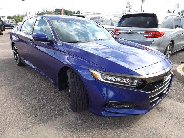 2019 Honda Accord Sport 1.5T (Stk: 19133) in Pembroke - Image 11 of 23
