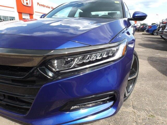 2019 Honda Accord Sport 1.5T (Stk: 19133) in Pembroke - Image 21 of 23
